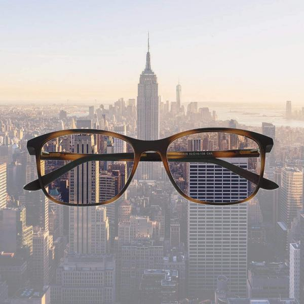 PC Glasses Blue Filtering
