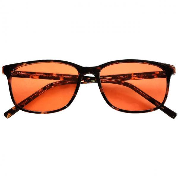 Rockefeller Blue Blocking EyeGlasses lenti Arancioni