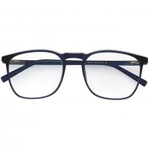 Square Deep Blue Plus PC Glasses Blue Filtering