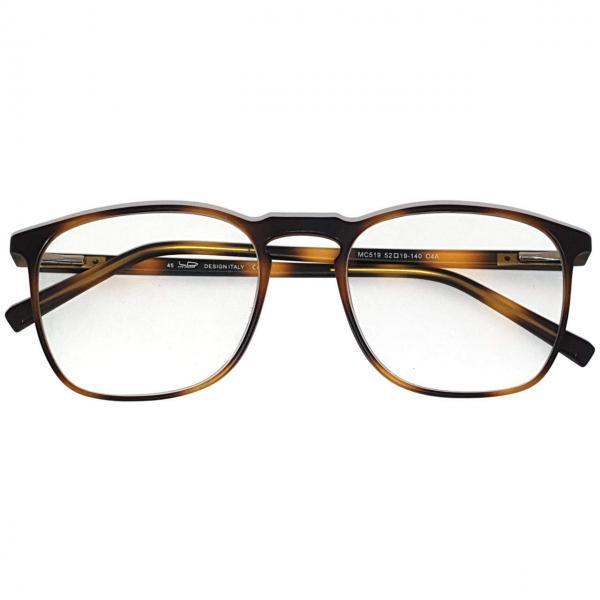 Square Turtle Plus PC Glasses Blue Filtering