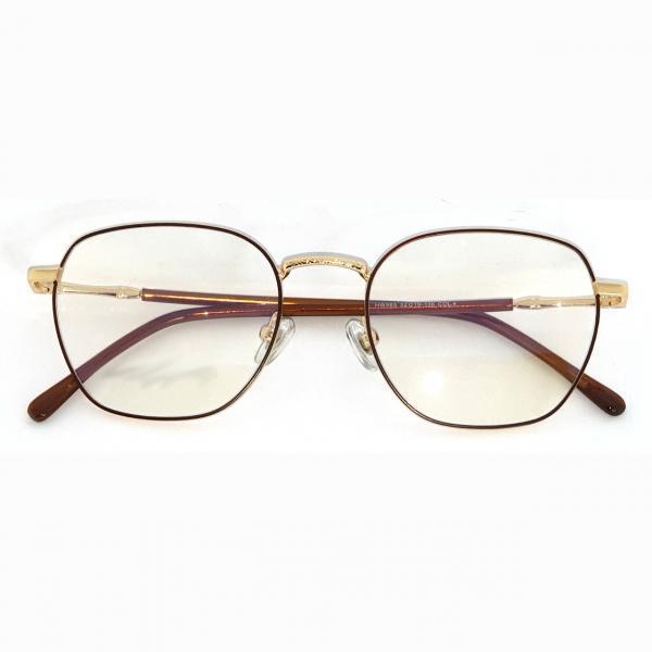 Brooklyn Gold Blue Blocking EyeGlasses - Occihali Blue Block