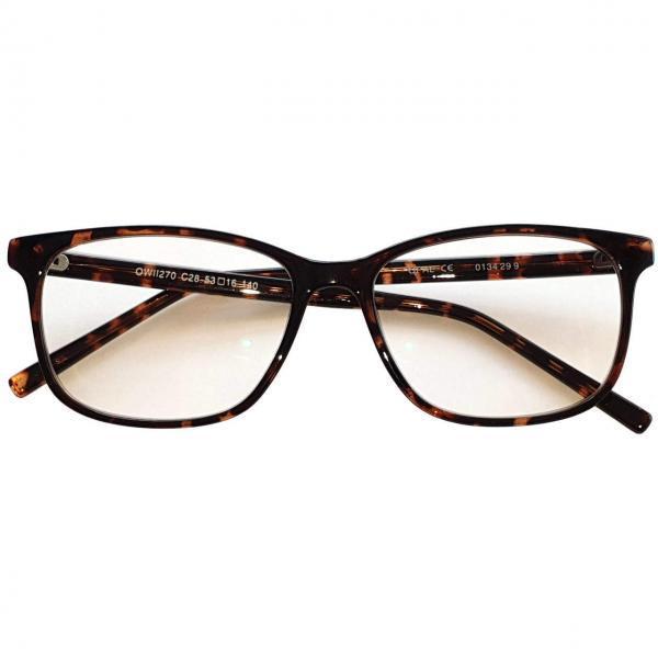 Rockefeller Blue Blocking EyeGlasses lenti Trasparenti